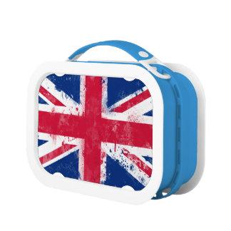 イギリスまたは英国国旗の旗 ランチボックス