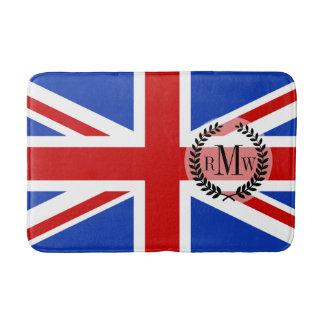 イギリスイギリスの旗 バスマット