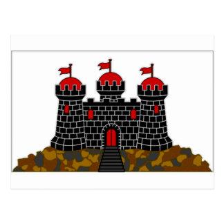 イギリスエジンバラ旗 ポストカード