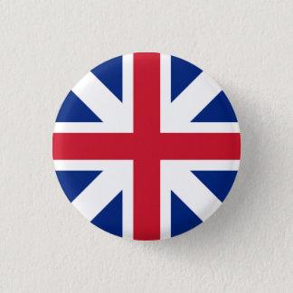 イギリスバッジ-イギリス及びスコットランド連合 3.2CM 丸型バッジ