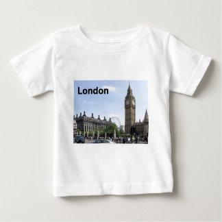 イギリスロンドンビッグベン(St.K) ベビーTシャツ