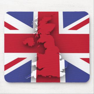 イギリス国旗 マウスパッド