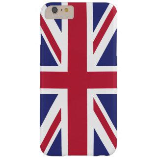 イギリス愛国心が強い旗 BARELY THERE iPhone 6 PLUS ケース
