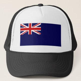 イギリス政府の海軍予備の旗 キャップ