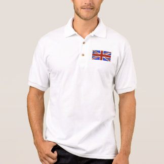 イギリス旗のポロシャツ ポロシャツ
