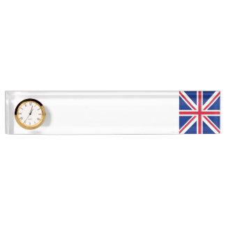 イギリス旗 デスクネームプレート