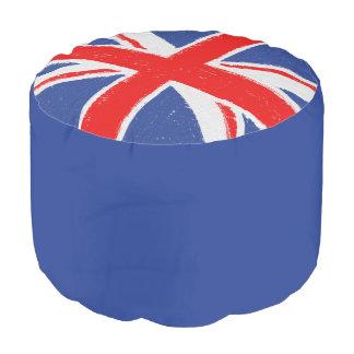 イギリス旗 プーフ