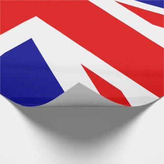 イギリス旗 ラッピングペーパー