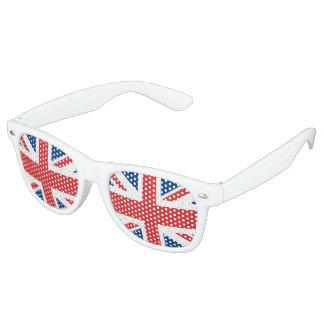 イギリス旗 レトロサングラス
