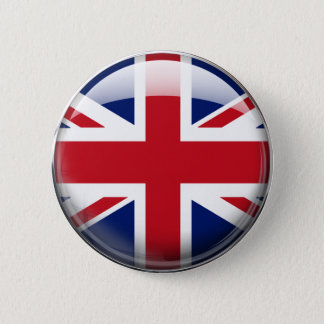 イギリス旗 缶バッジ