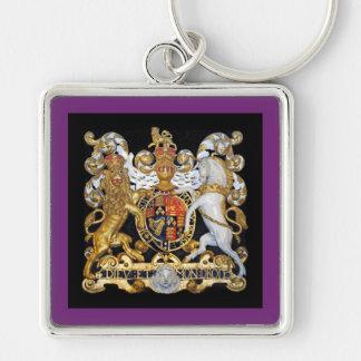 イギリス王室のな紋章付き外衣 キーホルダー