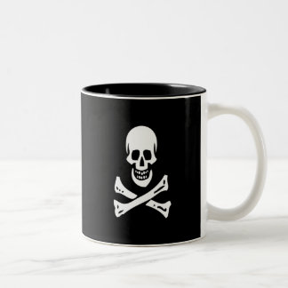 イギリス白のエドワード ツートーンマグカップ