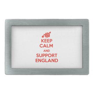 イギリス穏やか、サポート保って下さい 長方形ベルトバックル