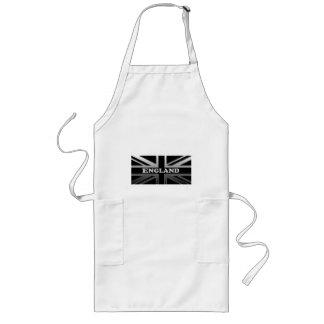 イギリス英国国旗の旗のデザイン ロングエプロン