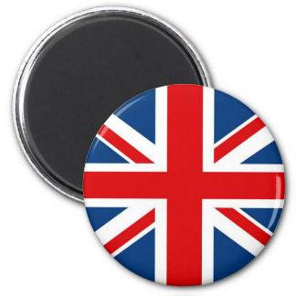 イギリス英国国旗/イギリスの旗の冷蔵庫用マグネット マグネット