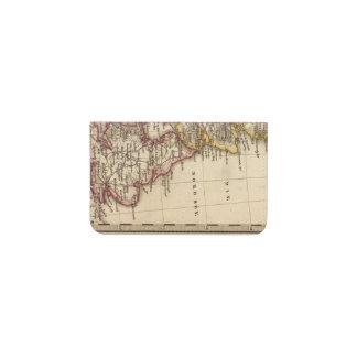 イギリス諸島の地図 名刺入れ