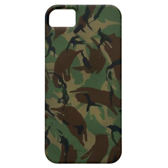 イギリス軍DPM迷彩 iPhone SE/5/5s ケース