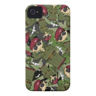 イギリス陸軍の兵士のiphoneの場合 Case-Mate iPhone 4 ケース