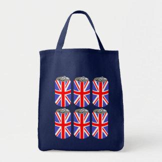 イギリス6パック トートバッグ