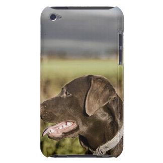 イギリス、イギリスのサフォーク、Thetfordの森林、プロフィール iPod Touch Case-Mate ケース