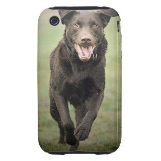 イギリス、イギリスのサフォーク、Thetfordの森林、憂うつ iPhone 3 Tough ケース