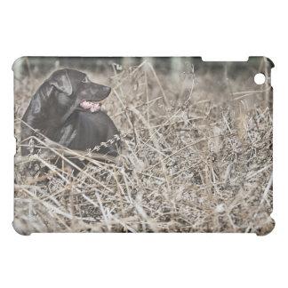 イギリス、イギリスのサフォーク、Thetfordの森林、黒2 iPad Mini カバー