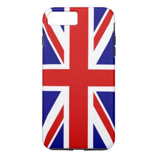 イギリス-イギリスの英国国旗の旗 iPhone 8 PLUS/7 PLUSケース