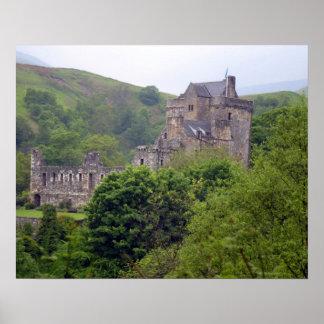 イギリス、イギリス、スコットランド、 ポスター
