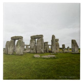 イギリス、ウィルトシャー、Stonehenge タイル