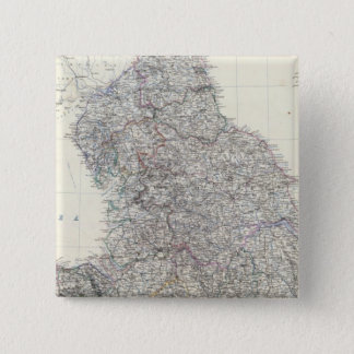 イギリス、ウェールズN 5.1CM 正方形バッジ