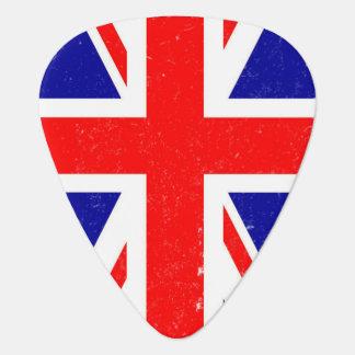 イギリス ギターピック