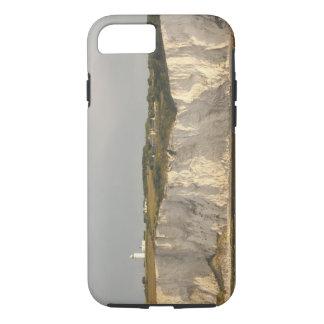 イギリス、ドーバー。 有名で白い崖 iPhone 8/7ケース