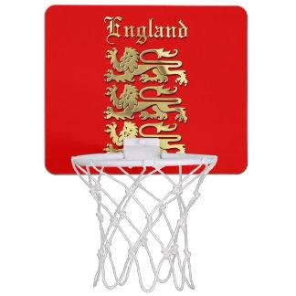 イギリス-紋章付き外衣 ミニバスケットボールネット