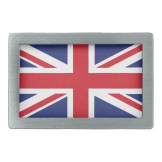イギリス 長方形ベルトバックル