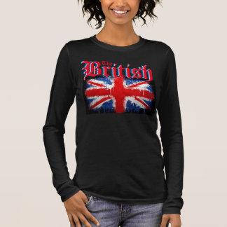 イギリス 長袖Tシャツ