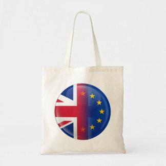 イギリス- EU会員の国民投票2016年 トートバッグ