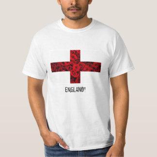 イギリス! RebelFly著ワールドカップシリーズ Tシャツ