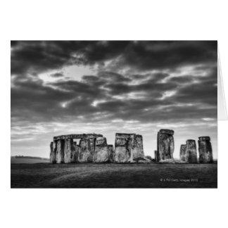 イギリス、Stonehenge 11 カード