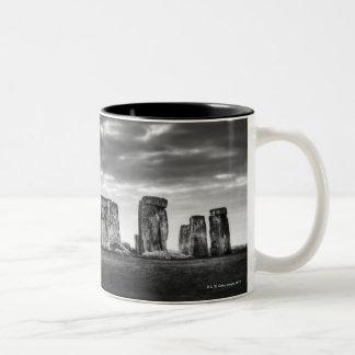 イギリス、Stonehenge 11 ツートーンマグカップ
