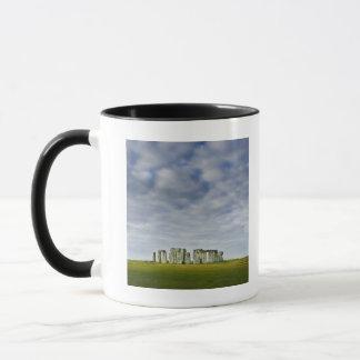 イギリス、Stonehenge 8 マグカップ