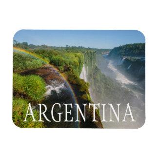 イグアスの滝の国立公園、アルゼンチン マグネット