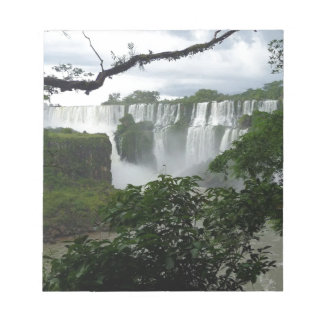 イグアスの滝アルゼンチン ノートパッド