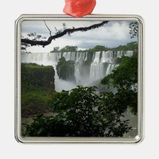 イグアスの滝アルゼンチン メタルオーナメント