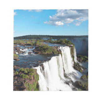 イグアスの滝3 ノートパッド