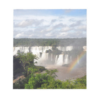 イグアスの滝8 ノートパッド