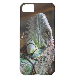 イグアナのトカゲの頭部とのIPhone 5の場合 iPhone5Cケース
