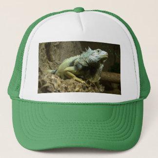 イグアナの帽子 キャップ