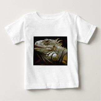 イグアナ ベビーTシャツ