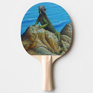 イグアナ 卓球ラケット