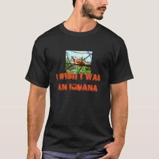 イグアナ Tシャツ